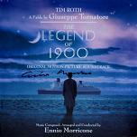 Ennio Morricone: The Legend of 1900 - signed CD