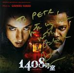 Gabriel Yared: 1408 - signed CD