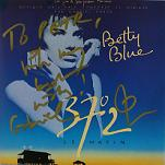 Gabriel Yared: Betty Blue - signed CD