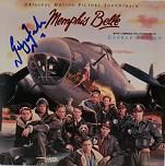 George Fenton: Memphis Belle - signed CD