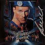 Graeme Revell: Street Fighter - signed CD