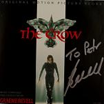Graeme Revell: The Crow - signed CD