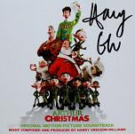 Harry Gregson-Williams: Arthur Christmas - signed CD