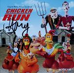 Harry Gregson-Williams and John Powell: Chicken Run - signed CD