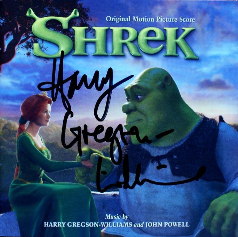 Harry Gregson Williams Family Film Composer