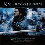 Harry Gregson-Williams: Kingdom of Heaven - signed CD