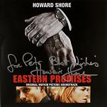 Howard Shore: Eastern Promises - signed CD