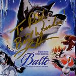 James Horner: Balto - signed CD