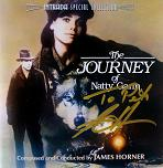 James Horner: The Journey of Natty Gann - signed CD