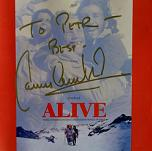 James Newton Howard: Alive - signed CD
