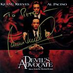 James Newton Howard: Devil's Advocate - signed CD