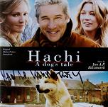 Jan A. P. Kaczmarek - Hachi: A Dog's Story - signed CD