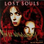 Jan A. P. Kaczmarek: Lost Souls - signed CD
