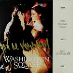 Jan A. P. Kaczmarek: Washington Square - signed CD