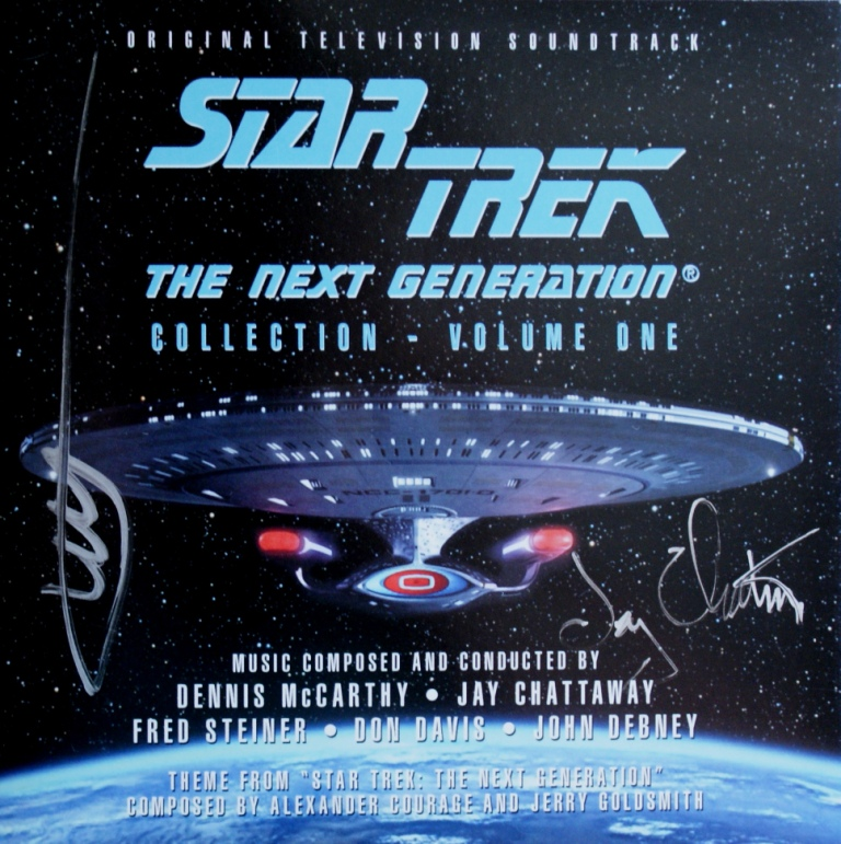 Star Trek - music and composers from the Trek films and television