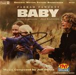 Jeff Danna: Baby - signed CD