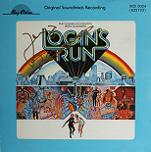 Jerry Goldsmith: Logan's Run - signed CD