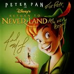 Joel McNeely: Return to Neverland - signed CD