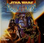 Joel McNeely - Star Wars: Shadows of the Empire - signed CD