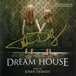 John Debney: Dream House - signed CD
