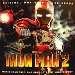 John Debney: Iron Man 2 - signed CD