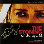 John Debney: The Stoning of Soraya M - signed CD