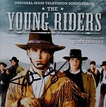 John Debney: The Young Riders - signed CD