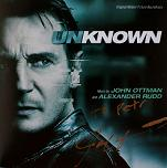 John Ottman & Alexander Rudd: Unknown - signed CD