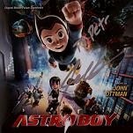 John Ottman: Astro Boy - signed CD