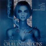 John Ottman: Cruel Intentions - signed CD