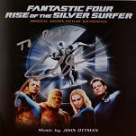 John Ottman - Fantastic Four: Rise of the Silver Surfer - signed CD