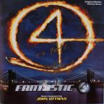 John Ottman: Fantastic Four - signed CD