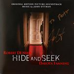 John Ottman: Hide and Seek - signed CD