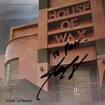 John Ottman: House of Wax - signed CD