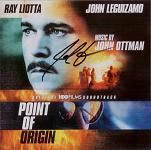 John Ottman: Point of Origin - signed CD