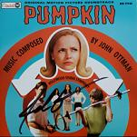 John Ottman: Pumpkin - signed CD