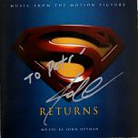 John Ottman: Superman Returns - signed CD