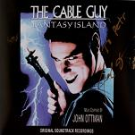 John Ottman - The Cable Guy: Fantasy Island - signed CD