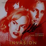 John Ottman: The Invasion - signed CD