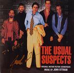 John Ottman: The Usual Suspects - signed CD