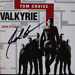 John Ottman: Valkyrie - signed CD