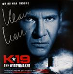 Klaus Badelt - K-19: The Widow Maker - signed CD