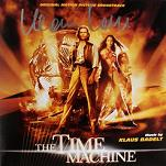 Klaus Badelt: The Time Machine - signed CD