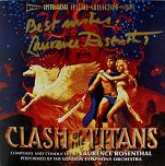 Laurence Rosenthal: Clash of the Titans - signed CD