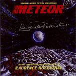 Laurence Rosenthal: Meteor - signed CD