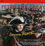 Laurence Rosenthal: Peter the Great - signed CD