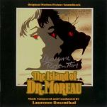 Laurence Rosenthal: The Island of Dr. Moreau - signed CD