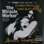 Laurence Rosenthal: The Miracle Worker - signed CD