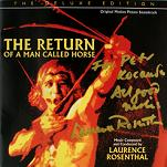 Laurence Rosenthal: The Return of a Man Called Horse - signed CD