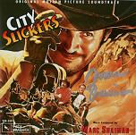 Marc Shaiman: City Slickers - signed CD